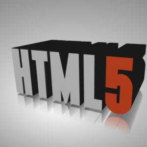 Curso HTML5 Avanzado, formacion online, cursos
